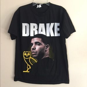 Drake Would You Like A Tour 2013 Concert T Shirt